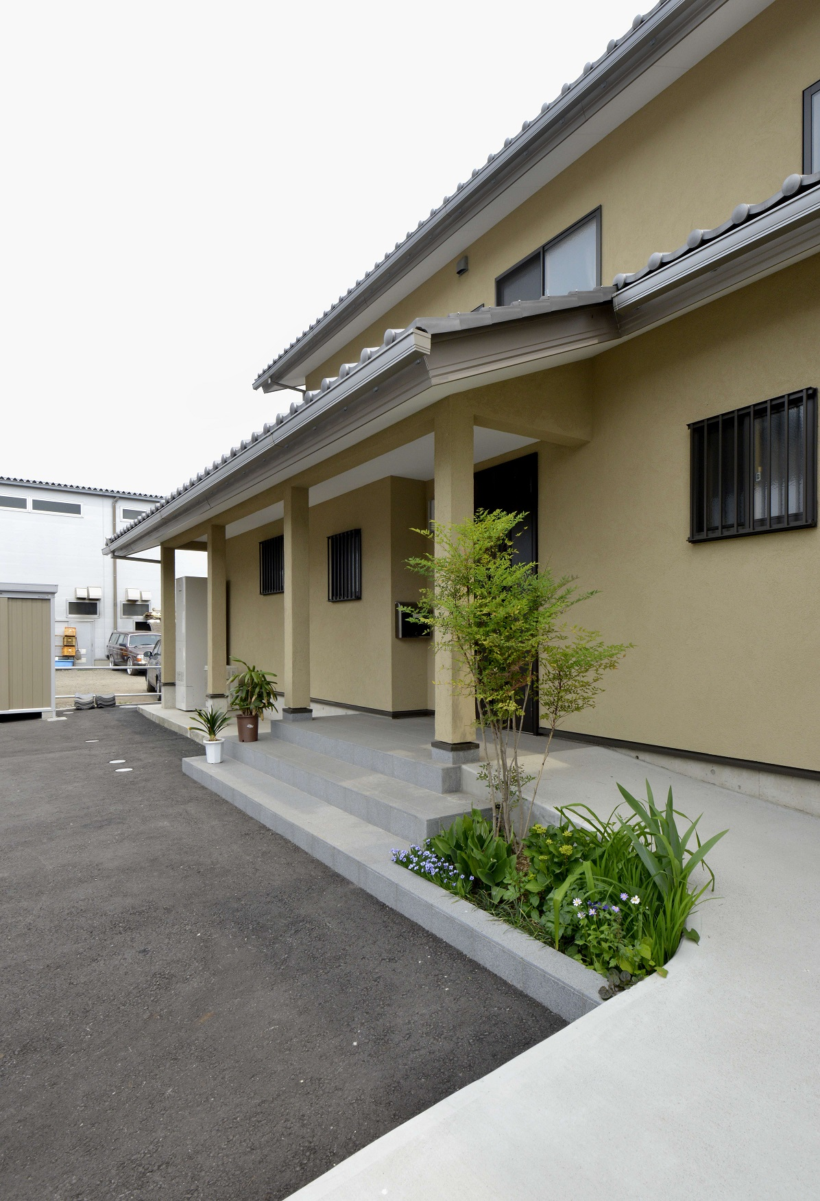 【素材を活かす】和モダン住宅商和通りの家【造作】