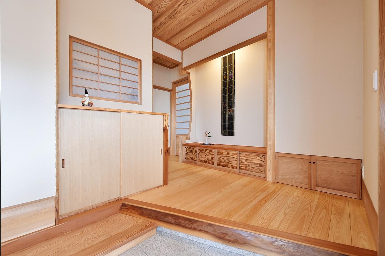 【茶室建築】茶室のある暮らし【銘木多数使用】
